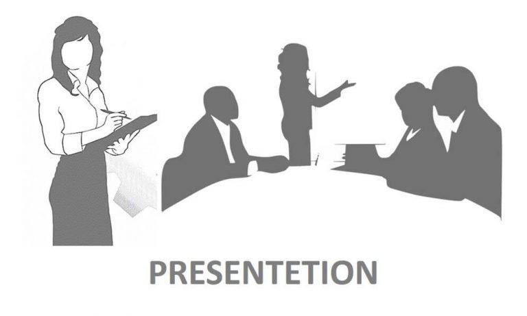 הרצאות / סדנאות I לעבוד איתי - חלי בן דויד יועצת תדמית אישית. תמונת איור של אישה מרצה.