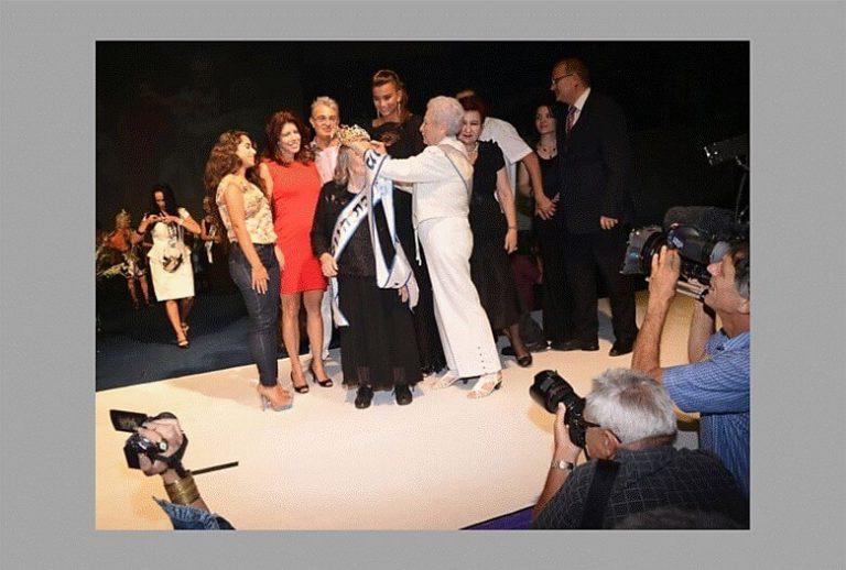 טקס תחרות מלכות היופי ניצולות השואה 2013 מלכת היופי של ניצולות השואה 2013 היא שושנה קולמר בת 94 מחיפה