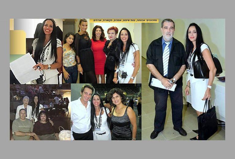 טקס תחרות מלכות היופי ניצולות השואה 2013. הגענו לרגע לפני התחרות. תמונות מהאולם רגע לפני הערב הגדול.